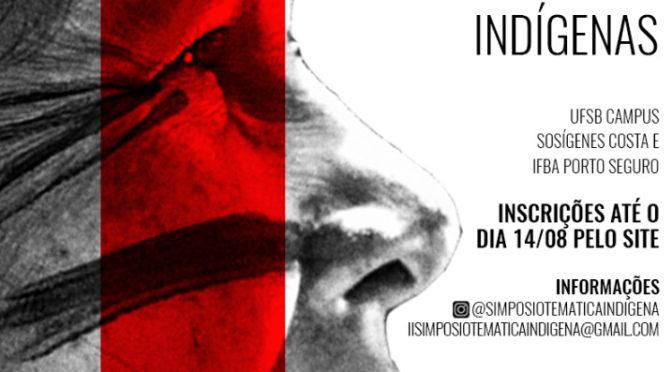 II Simpósio Internacional sobre Temáticas Indígenas